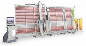 Sezionatrici Verticali Automatiche MAKK per taglio pannelli