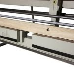 Base appoggio pannelli Sezionatrice verticale DPM