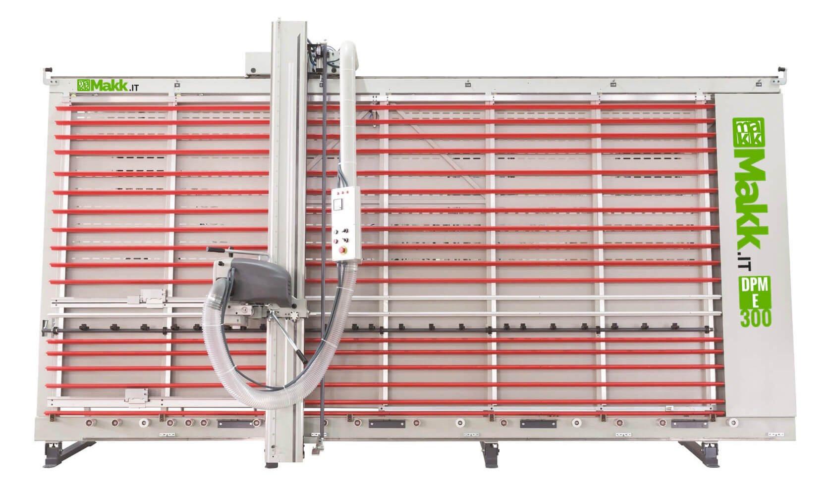 Scie Panneaux Verticale DPME-300 Makk