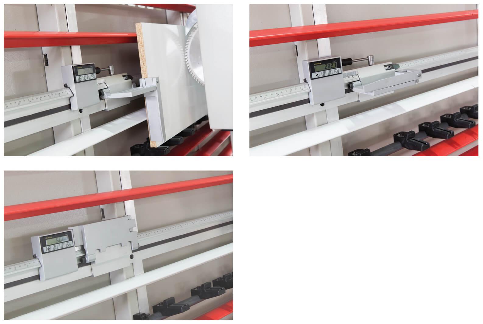 Visualisateur digital pour coupes verticales et horizontales