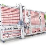 Automatic Vertical Panel Saw MAKK Mod.DPM-KS