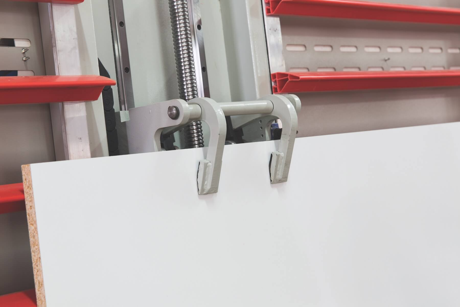 Panel Clamping System by Pliers.