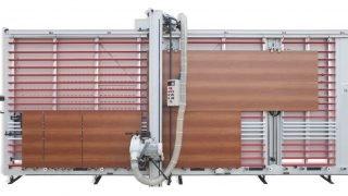 vertical panel saw 5100x2200 DPM-KS