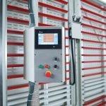 PLC Comandi Sezionatrice Verticale Automatica MAKK DPM-AV