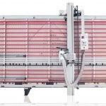 Sezionatrice Verticale Alucobond MAKK Mod.CPM-AV