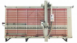 Vertical Panel Saw Automatic Makk DPME-AV