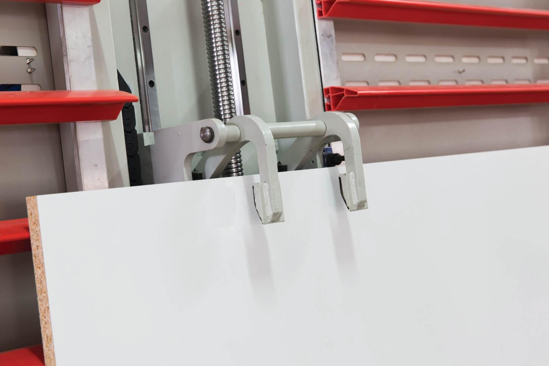 Système de Blocage Panneaux par Pinces