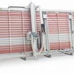 Scie à Panneaux Verticale Automatique MAKK Mod.DPM-AV
