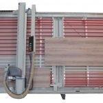 Scie à Panneaux Verticale Automatique MAKK DPM-AV