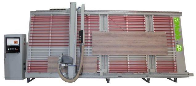 Seccionadora Vertical Automatico MAKK DPM-AV