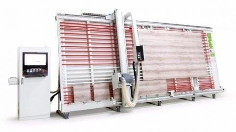 Automatic Vertical Panel Saw MAKK DPM-AV