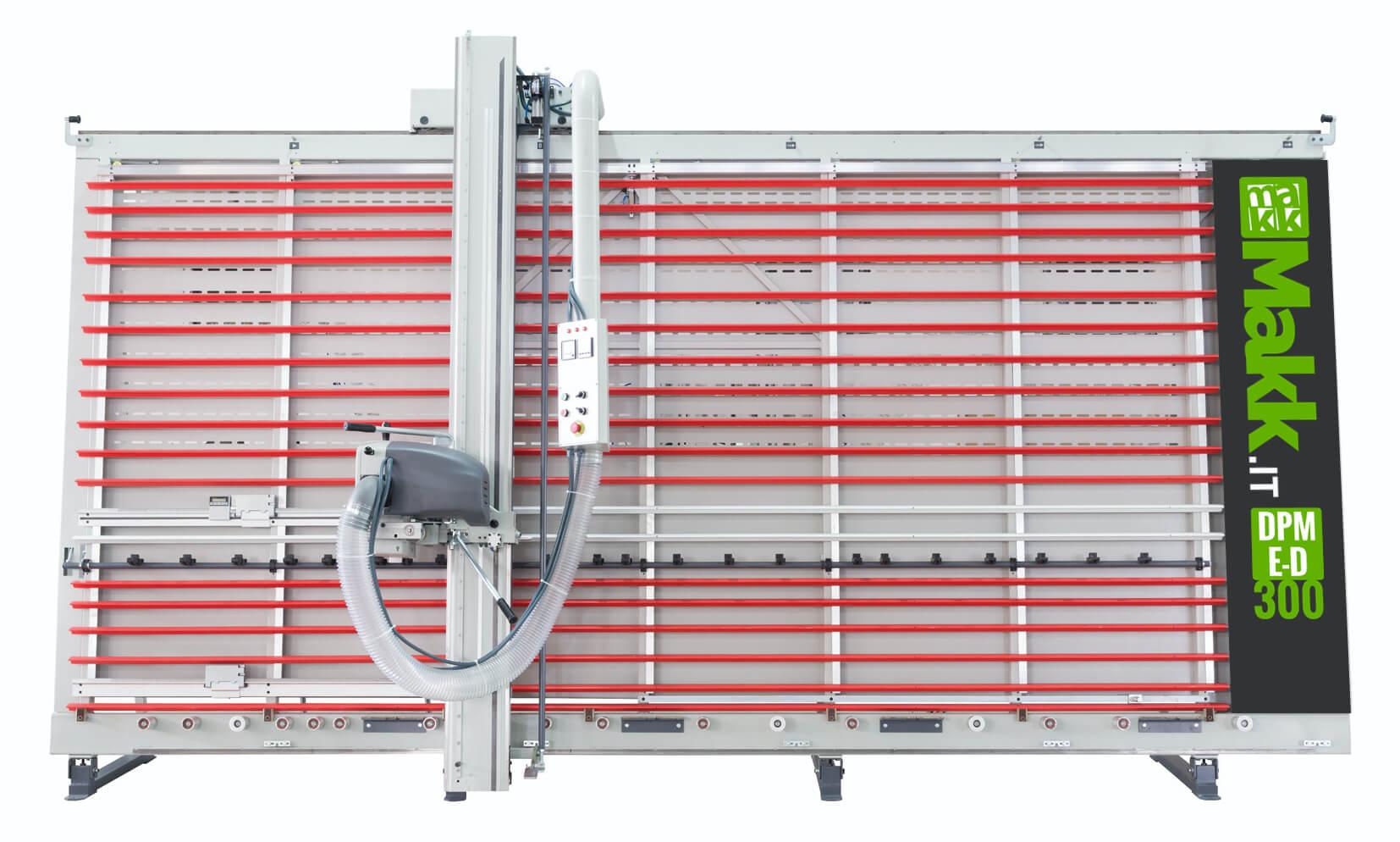 Sezionatrice verticale MAKK DPME-D-300