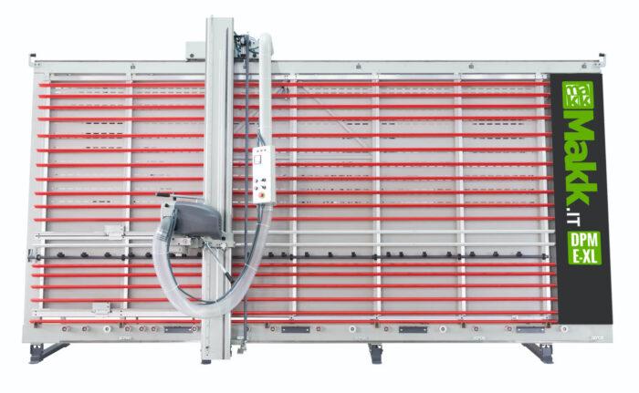 Vertical panel saw MAKK DPME-XL