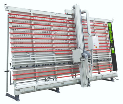 sezionatrice verticale MAK DPM 2