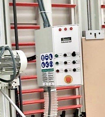 Control panel vertical panel saw MAKK DPM-KS