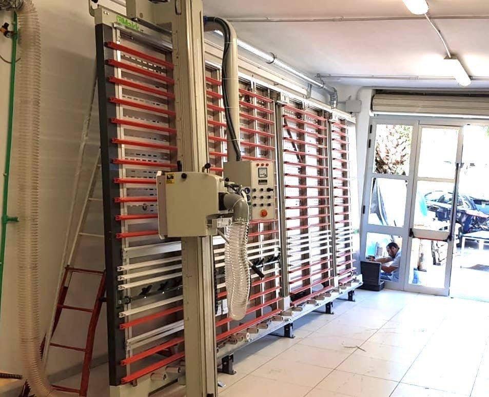 Sezionatrice verticale MAKK DPM-KS a LA GIUSA MOBILI - Enna