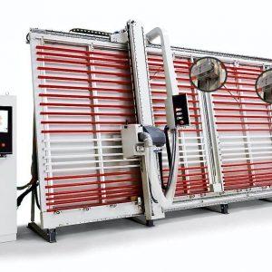 Scie à Panneaux Verticale Automatique MAKK