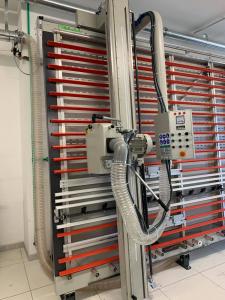 Sezionatrice verticale MAKK DPM-KS La Giusa Mobili Enna