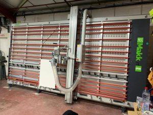 scie panneaux verticale MAKK DPME