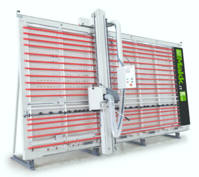 Sezionatrice verticale MAKK DPME 2