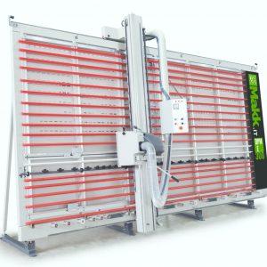 Sezionatrice verticale MAKK DPME-300