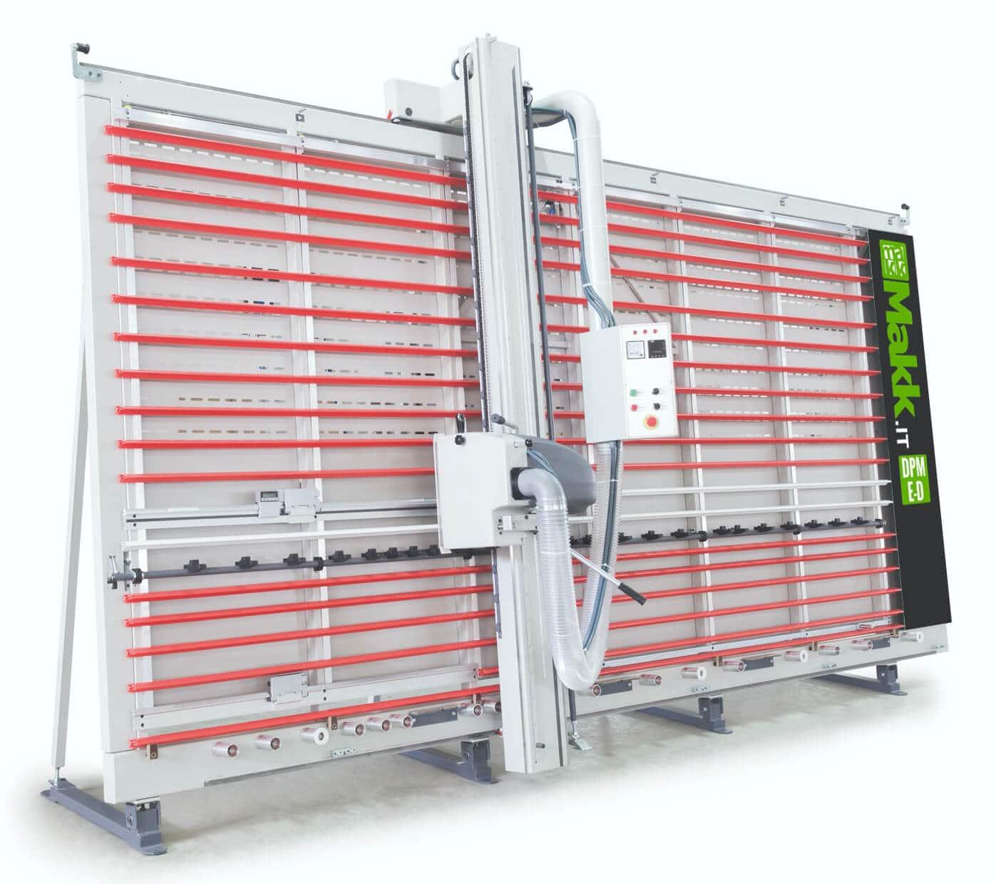 Sezionatrice verticale MAKK DPME-D 2