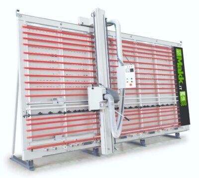 Sezionatrice verticale MAKK DPME-D-300 2